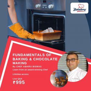 Fundamentals of Baking & Chocolate Making