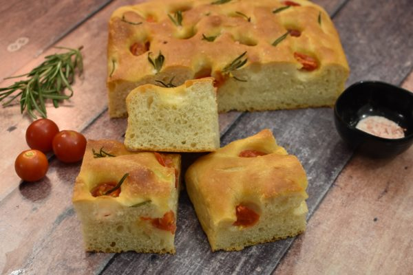 Learn how to make Foccacia