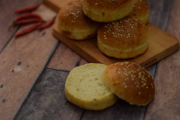 Learn how to make Masala Garlic Loafs