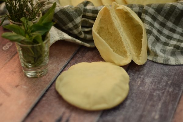 Learn how to make Pita Bread