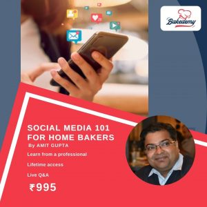 Social Media 101 for Homebakers