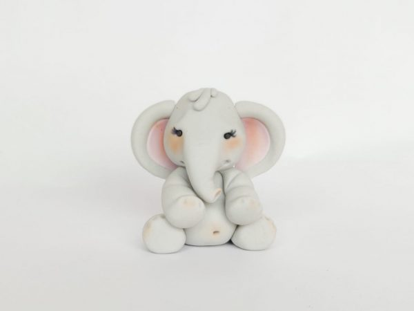Cute edible elephants