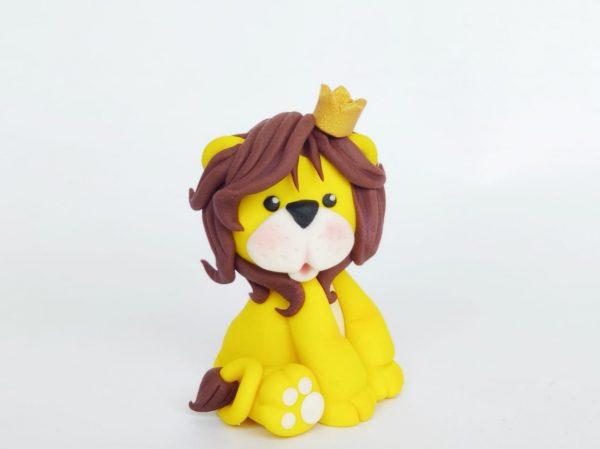 cute edible lion