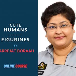 Cute Humans Figurines