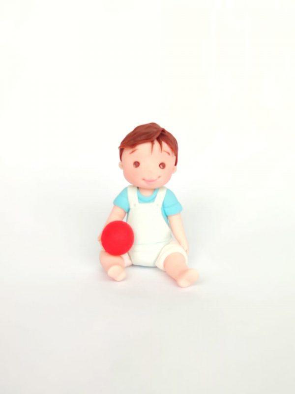 cute boy figurine