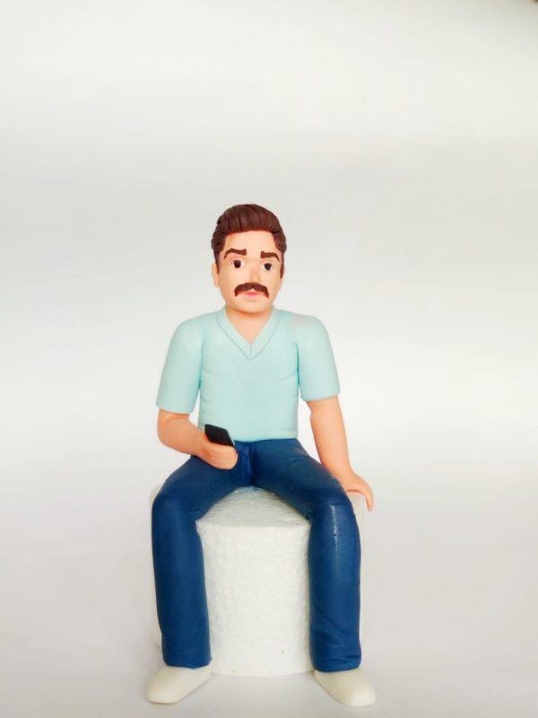 human male figurine