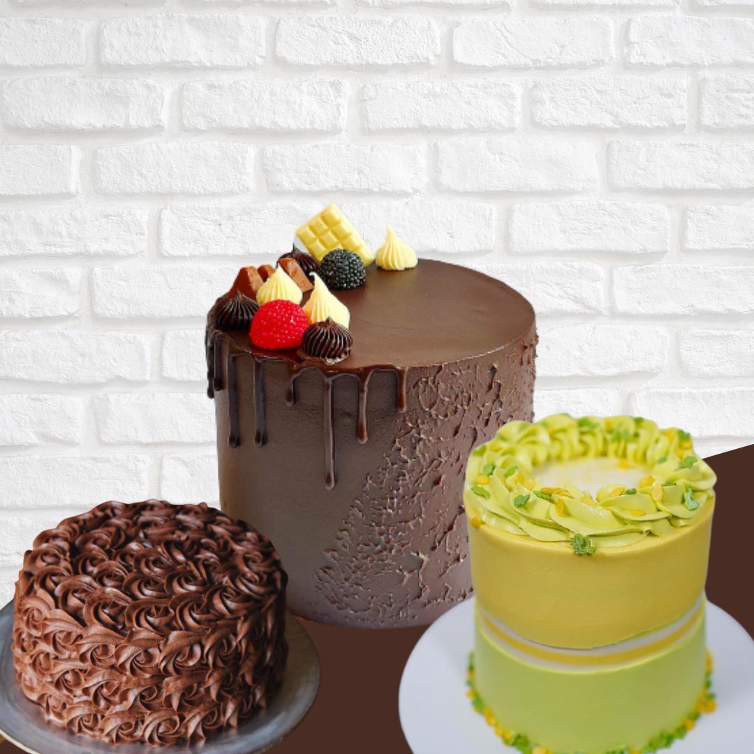 Buttercream & Ganache Cakes