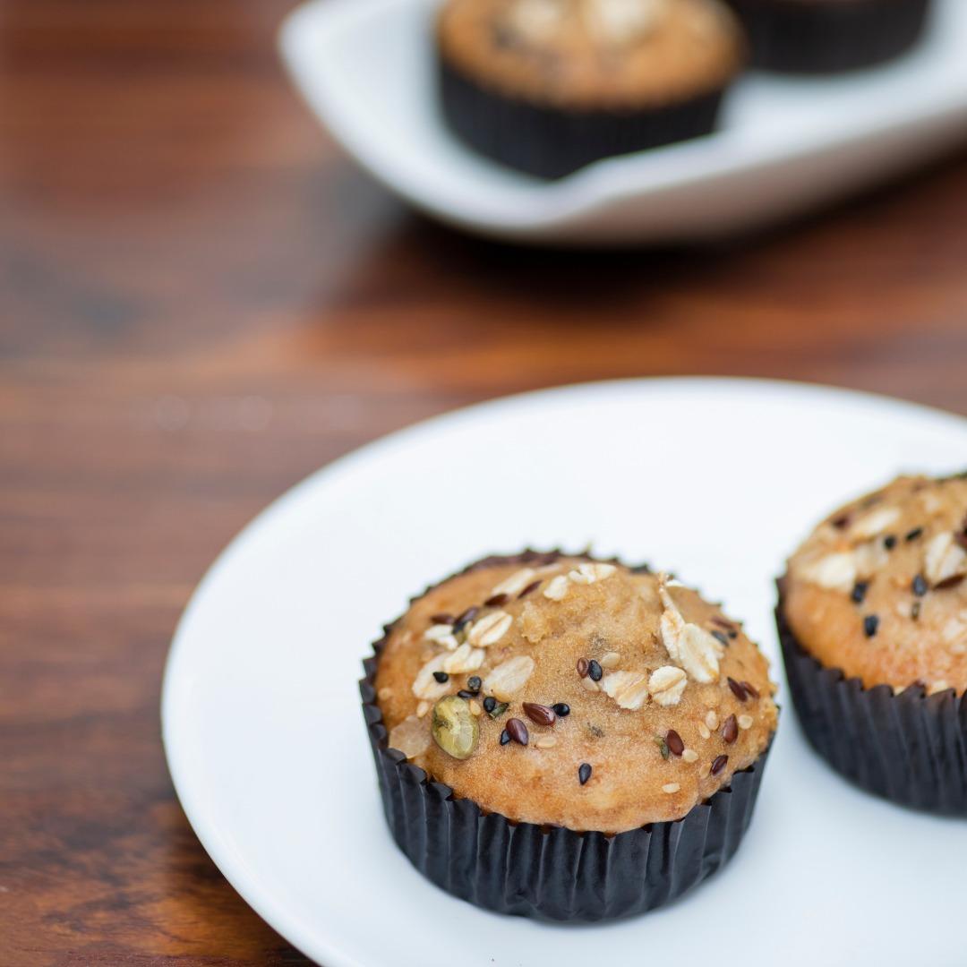 Tea cakes & muffins